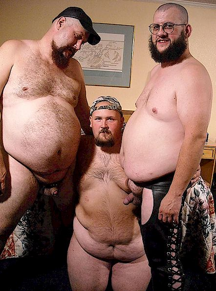 Bear chubby sex